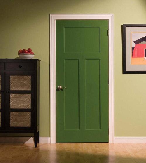 Дверь-покраска